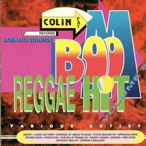 VARIOUS - Boom Reggae Hit Vol  5: Colin Fatta Selections