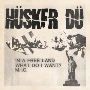 HUSKER DU - In A Free Land