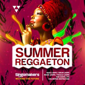 SINGOMAKERS - Summer Reggaeton (Sample Pack WAV/APPLE/LIVE/REASON)