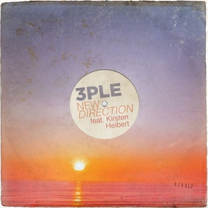 3PLE feat KIRSTEN HEIBERT - New Direction