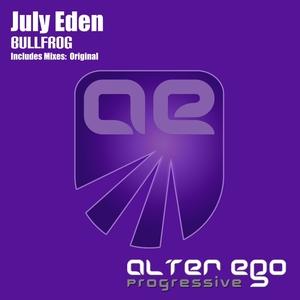 JULY EDEN - Bullfrog