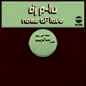 DJ P-LU - Name Of Love