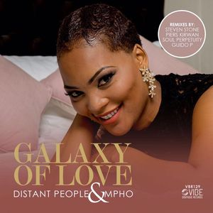 DISTANT PEOPLE - Galaxy Of Love