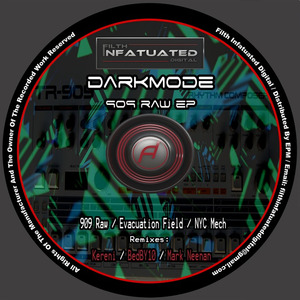 DARKMODE - 909 Raw EP