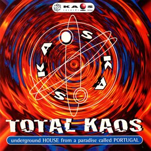 VARIOUS/DJ VIBE - Total Kaos Mixed By DJ Vibe