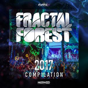 VARIOUS - 2017 Fractal Forest Compilation