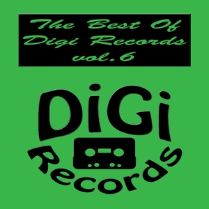 VARIOUS - The Best Of Digi Records Vol 6 (4 House Lovers)