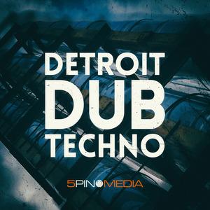 5PIN MEDIA - Detroit Dub Techno (Sample Pack WAV/APPLE)