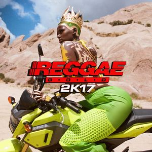 VARIOUS - Reggae Gold 2017
