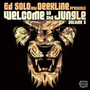 VARIOUS - Welcome To The Jungle Vol 5/The Ultimate Jungle Cakes Drum & Bass Compilation