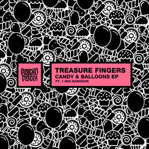 TREASURE FINGERS - Candy & Balloons