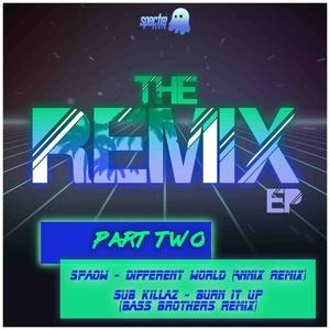 SPAOW/SUB KILLAZ - The Remix: Part Two