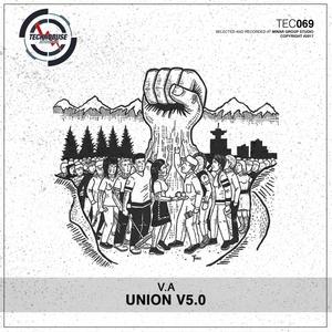 LUK TEK/ACID KIT/CARLOZ AFONZO/DJ SCOTT SHEPARD/JOUNES - Union V5.0