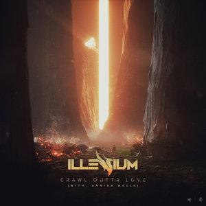 ILLENIUM feat ANNIKA WELLS - Crawl Outta Love (Explicit)