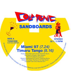 SANDBOARDS - Sandboards EP