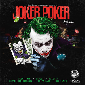 VARIOUS - Joker Poker Riddim
