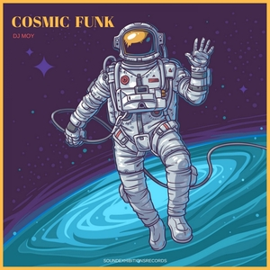 DJ MOY - Cosmic Funk