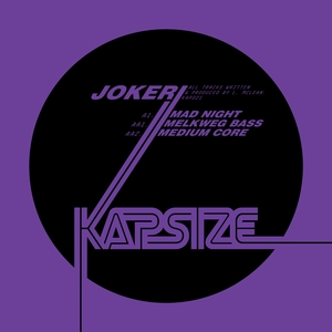 JOKER - Mad Night/Melkweg Bass