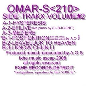 OMAR S - Side-Trakx Vol 2