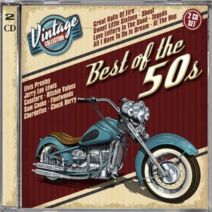 VARIOUS - Best Of The 50s/Vintage Collection
