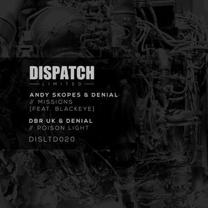DENIAL/ANDY SKOPES/DBR UK - Missions/Poison Light