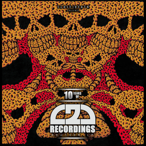 VARIOUS - Death Chamber 10 Years Of C2d Lp Part 2