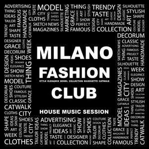 VARIOUS - Milano Fashion Club