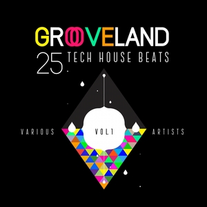 VARIOUS - Grooveland (25 Tech House Beats) Vol 1