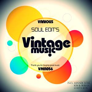 SUNNER SOUL/KIM&BURAN/LOLITA KOX/FLACK&HATHAWAY - Soul Edit's