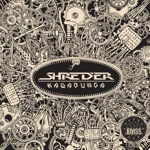 SHRED'ER - Kawabunga