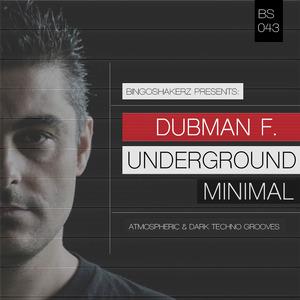 BINGOSHAKERZ - Dubman F Underground Minimal (Sample Pack WAV)