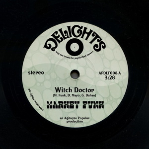 MARKEY FUNK - Witch Doctor
