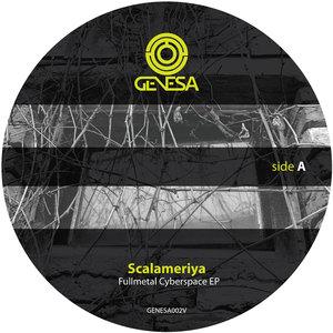 SCALAMERIYA - Fullmetal Cyberspace EP