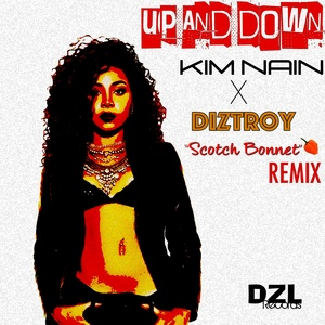 KIM NAIN/DIZTROY - Up & Down