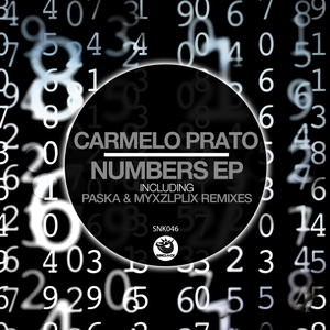 CARMELO PRATO - Numbers EP