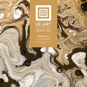 OSCAR AGUILERA - Odyssey EP