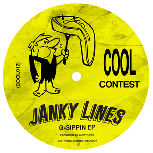 JANKY LINES - G-Sippin EP