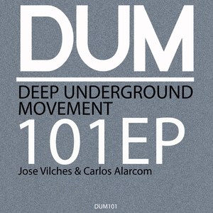 CARLOS ALARCOM/JOSE VILCHES - 101EP