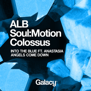 ALB/SOUL:MOTION AND COLOSSUS - Into The Blue