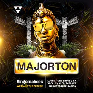 SINGOMAKERS - Majorton (Sample Pack WAV/APPLE/LIVE/REASON)