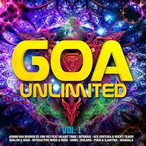 VARIOUS - Goa Unlimited Vol 1 (unmixed tracks)
