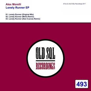ALEX MORELLI - Lonely Runner EP