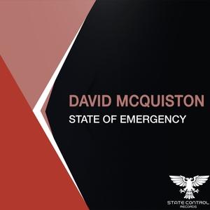 DAVID MCQUISTON - State Of Emergency