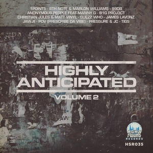 VARIOUS - Highly Anticipated Volume 2