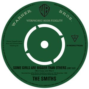 THE SMITHS - Some Girls Are Bigger Than Others (Live)