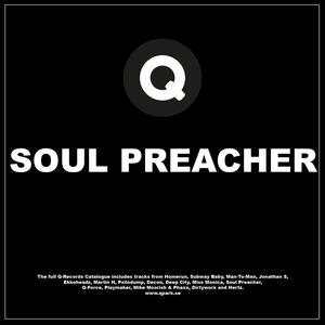 SOUL PREACHER - Tantra EP