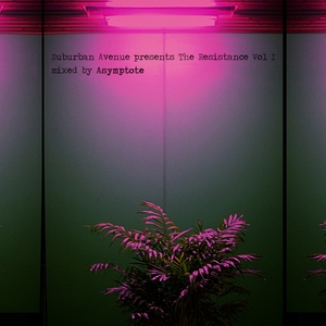VARIOUS/ASYMPTOTE - The Resistance Vol 1 (Mixed By Asymptote)