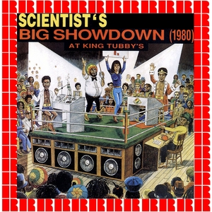 PRINCE JAMMY/THE SCIENTIST - The Scientist's Big Showdown