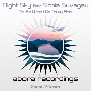 NIGHT SKY feat SONIA SUVAGAU - To Be Who We Truly Are