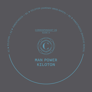 MAN POWER - Kiloton EP
